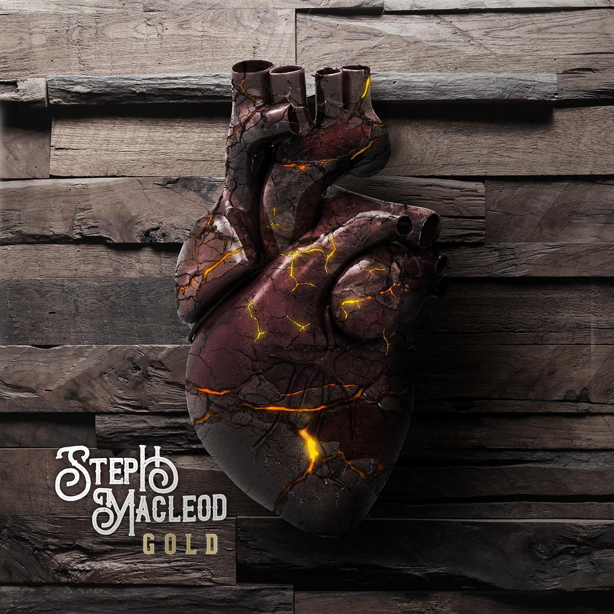 Steph Macleod - New Album - Gold